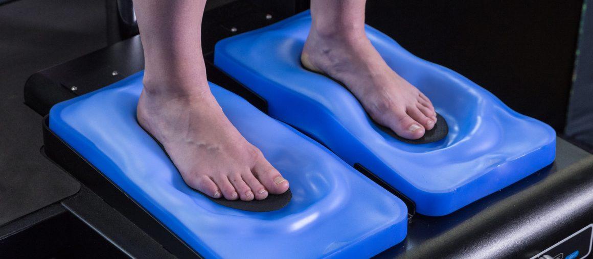 Individuelle Maß-Fußbettungen.